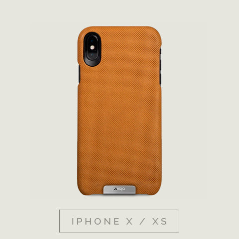 iPhone X Premium Leather Cases