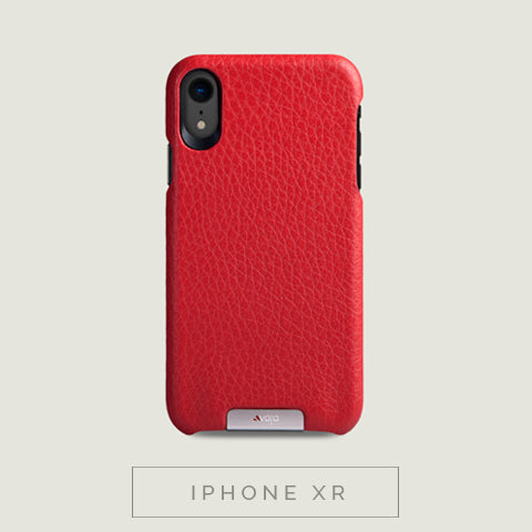 iPhone Xr Leather Cases