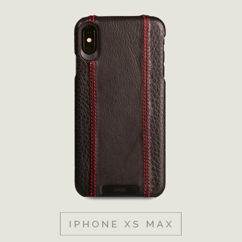 iPhone Xs Max Leather Cases