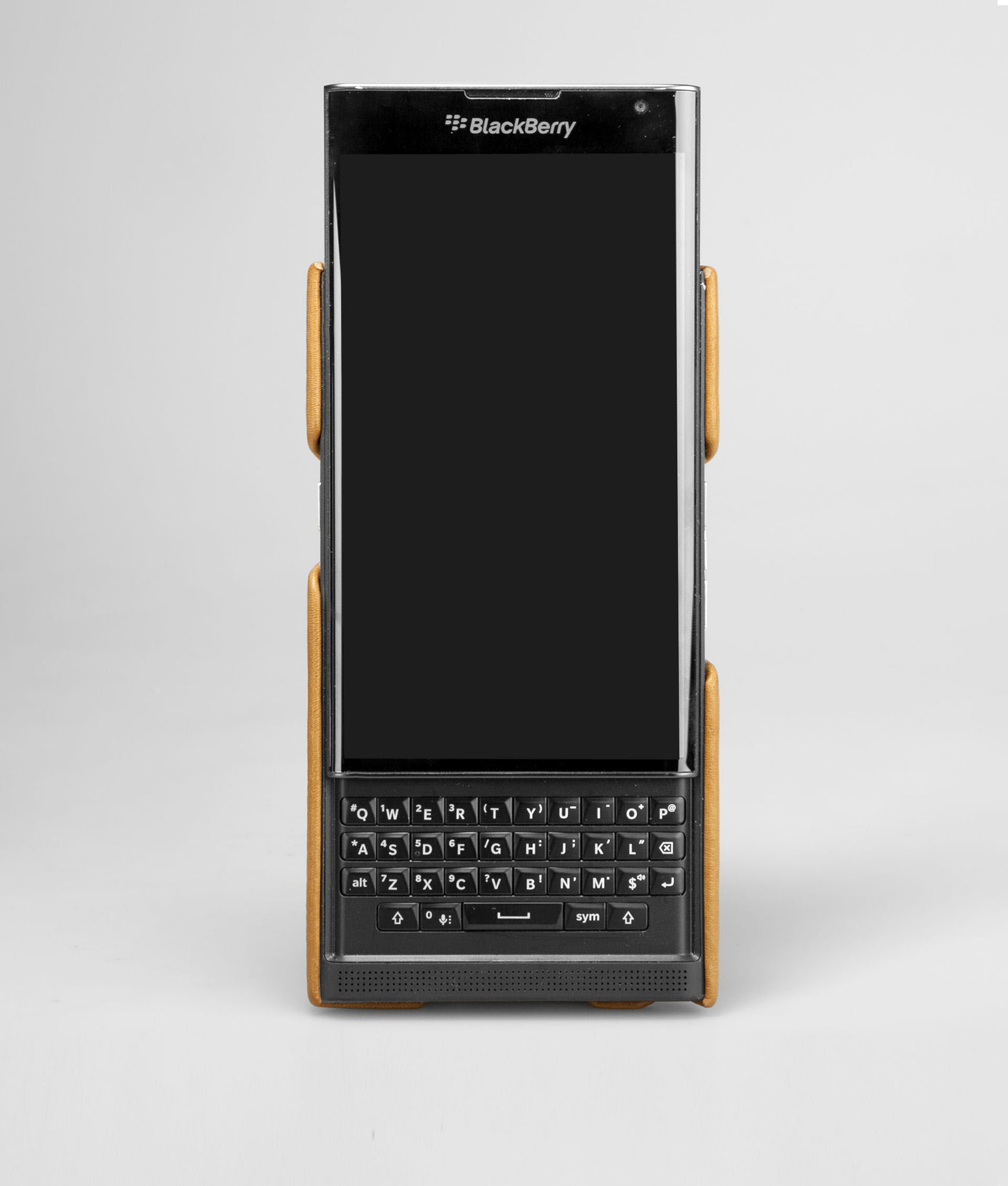 BlackBerry Priv Leather Grip Case