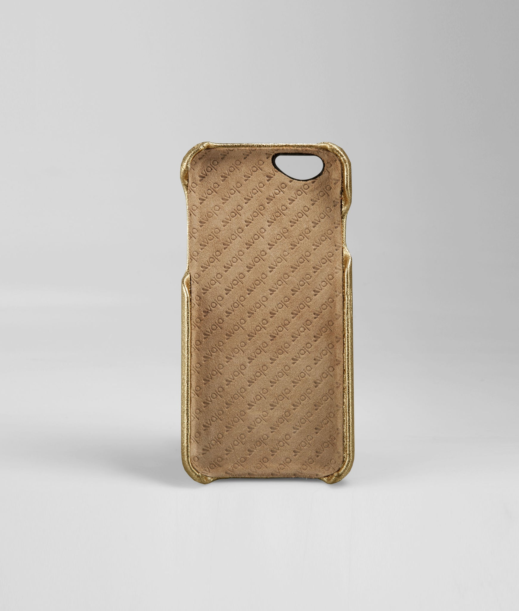 iPhone 6/6s Plus Leather Case - Vintage Metallic Grip