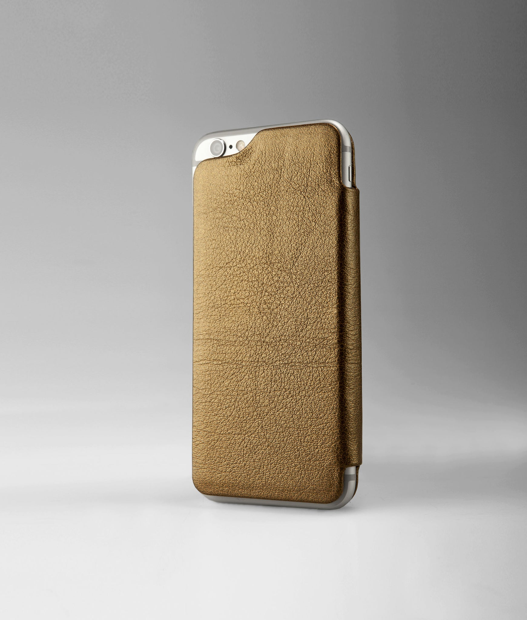 iPhone 6/6s Plus - Vintage Metallic Slim Pelle