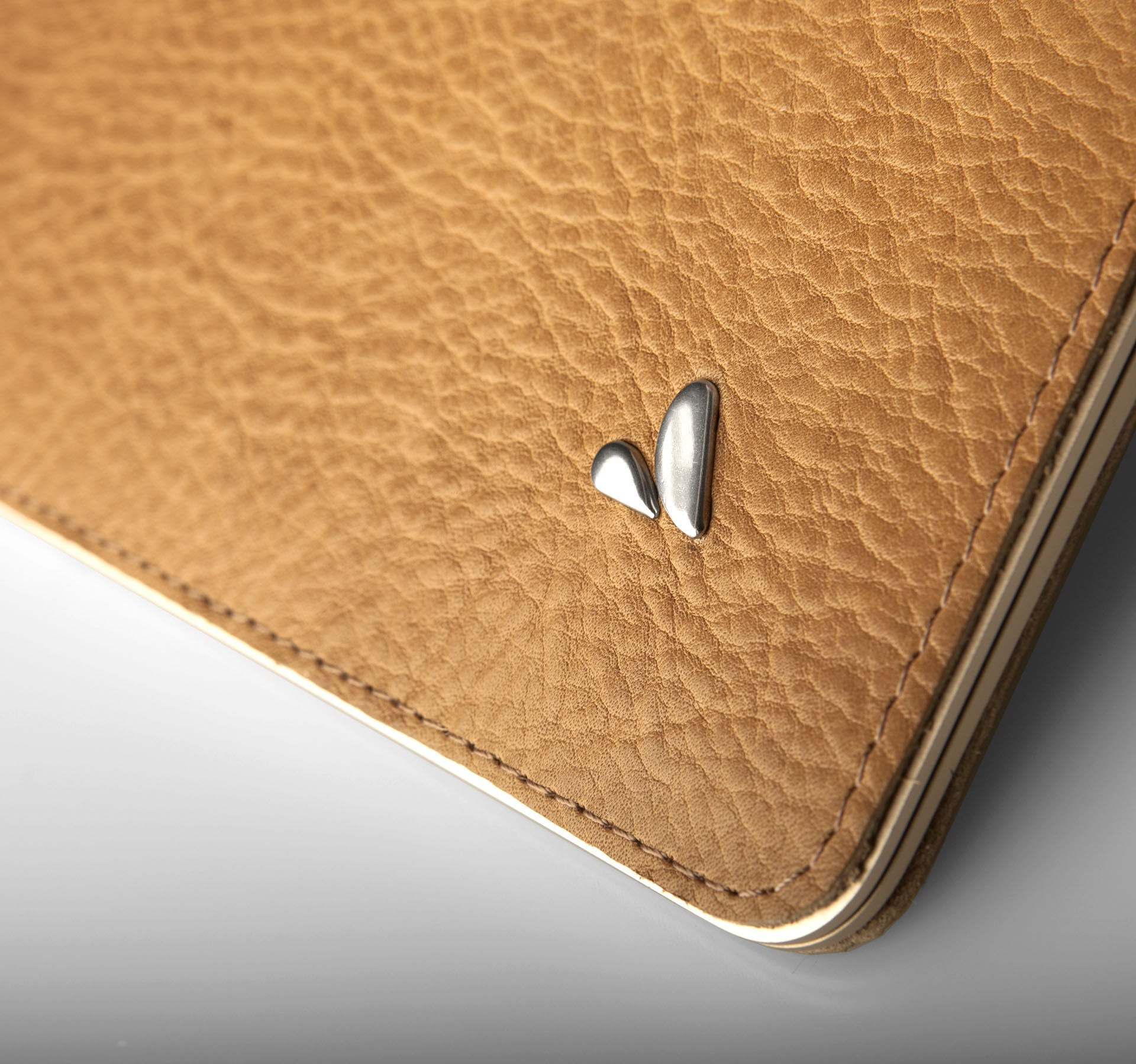 finest selection 90ace 9ad97 MacBook 12'' Leather Wrap Cover