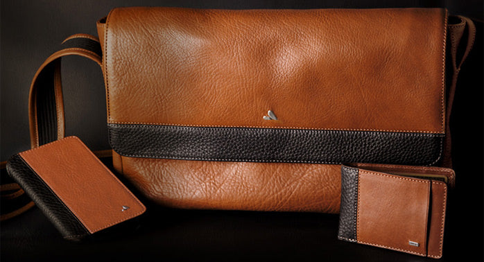 Premium Leather Cases, Wallets, Purses - VAJA