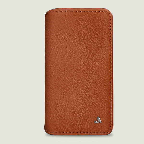 Wallet Agenda - iPhone X Wallet Leather Case