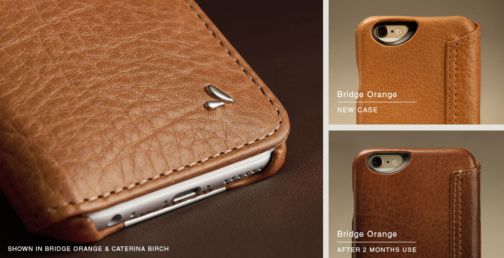 Wallet + iPhone 6/6s Leather Case