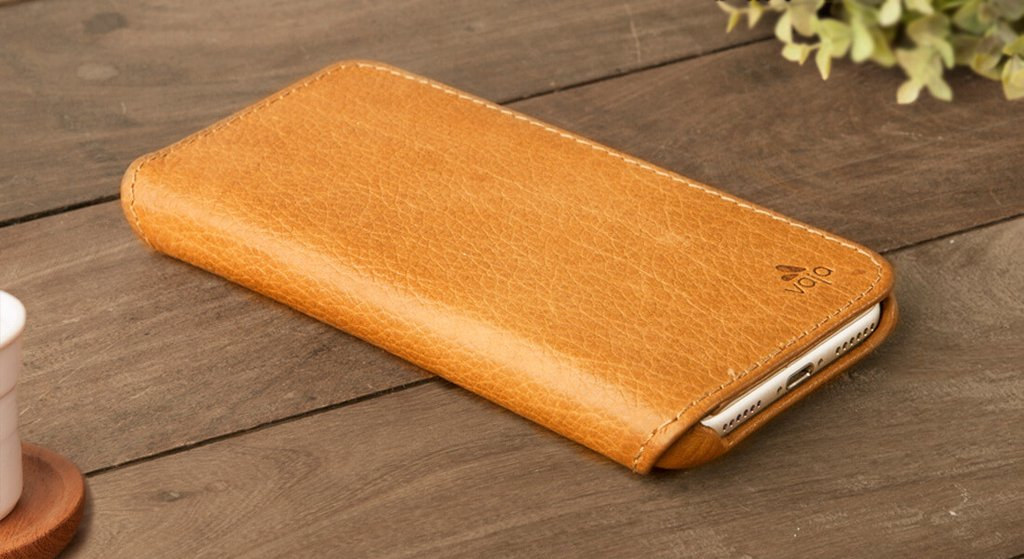 Wallet ID iPhone 8 Leather Cases