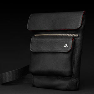 "Small Messenger Bag - for iPad mini 4 & 7"" tablets - Vaja"