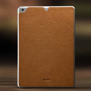 Leather Back - Leather Back for the iPad Air - Vajacases