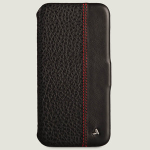 Folio LP - iPhone Xs Max Leather Case - Vajacases