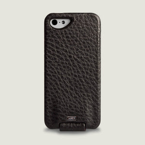 Top Flip - Premium Leather iPhone SE Cases - Vaja