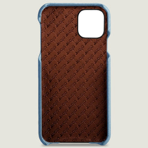 Grip iPhone 11 Pro Max Leather Case - Vaja