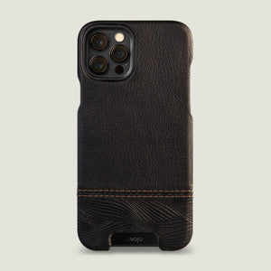 Grip Duo iPhone 12 & 12 pro Leather Case with MagSafe - Vaja