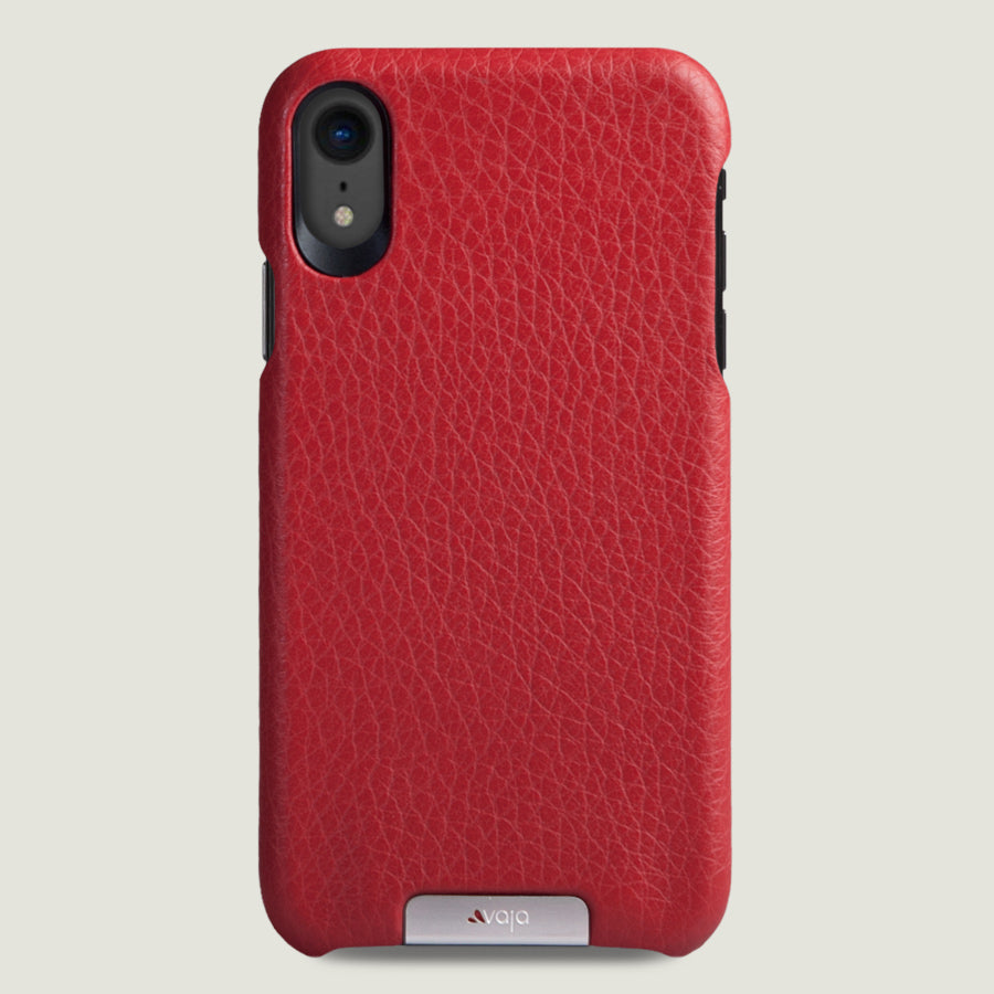 sneakers for cheap 5deeb 1c551 Grip iPhone Xr Leather Case