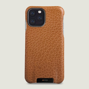 Grip iPhone 11 Pro Leather Case - Vaja
