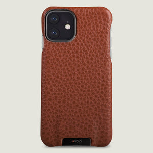 Grip iPhone 11 Leather Case - Vaja