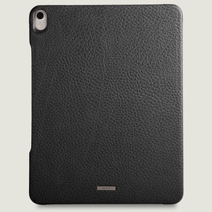 "Coming Soon + Grip iPad Pro 12.9"" Leather Case (2018) - Vajacases"