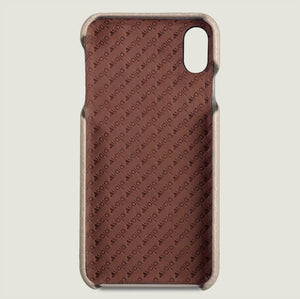 Grip iPhone Xr Leather Case - Vaja