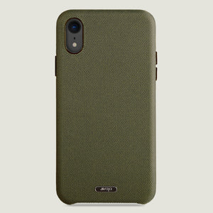 Grip Cordura - iPhone Xr Fabric Case - Vajacases