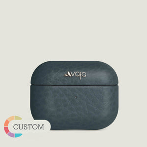 Customizable Ivolution AirPods Pro Leather Case - Vaja