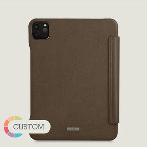 "Custom Libretto iPad Pro 11"" Leather Case (2020) - Vaja"