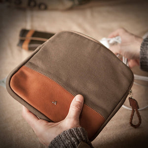 Organizer Leather Pouch - Vaja