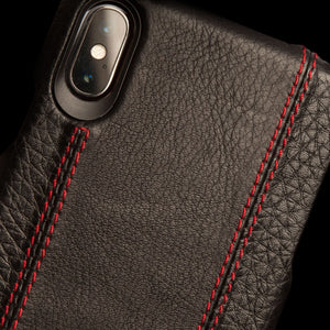 Grip GT - iPhone X / iPhone Xs leather case - Vaja