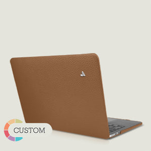 "Custom Macbook Air 13"" Suit Leather Case (2020 and M1 2020) - Vaja"