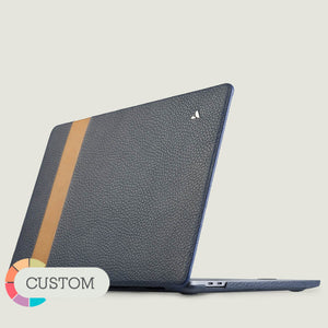 "Customizable MacBook Pro 16"" Leather Suit GT - Vaja"