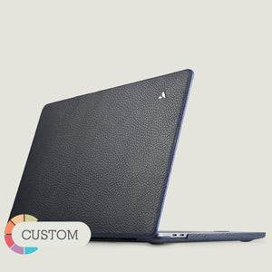 "Customizable MacBook Pro 16"" Leather Suit - Vaja"