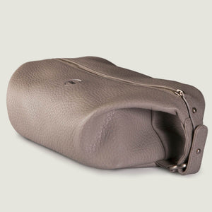 Toiletry Leather Bag - Dopp Kit - Vaja