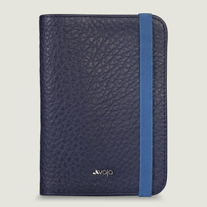 Alfa Leather Passport Holder - Vaja