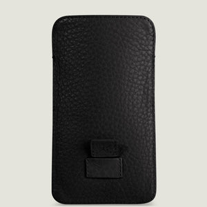 Leather Pouch for iPhone X / iPhone Xs - Vajacases