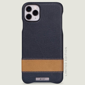 Sailor Grip iPhone 11 Pro Max leather case - Vaja