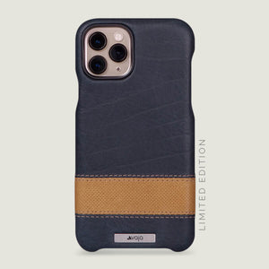 Sailor Grip iPhone 11 Pro leather case - Vaja