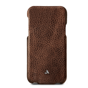 Top iPhone X / iPhone Xs Leather Case - Vaja