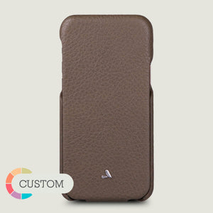 Customizable Top iPhone 11 Pro leather case - Vaja