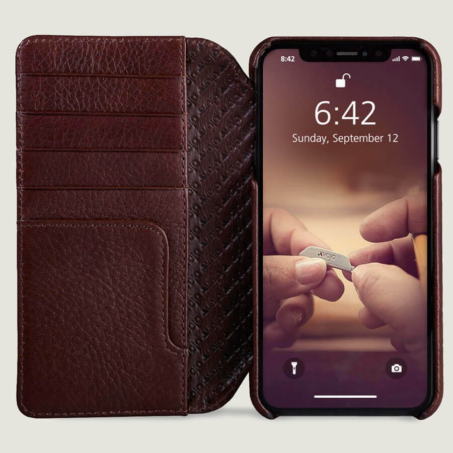 info for 6b51b 65330 Wallet - iPhone Xs Max Wallet Leather Case