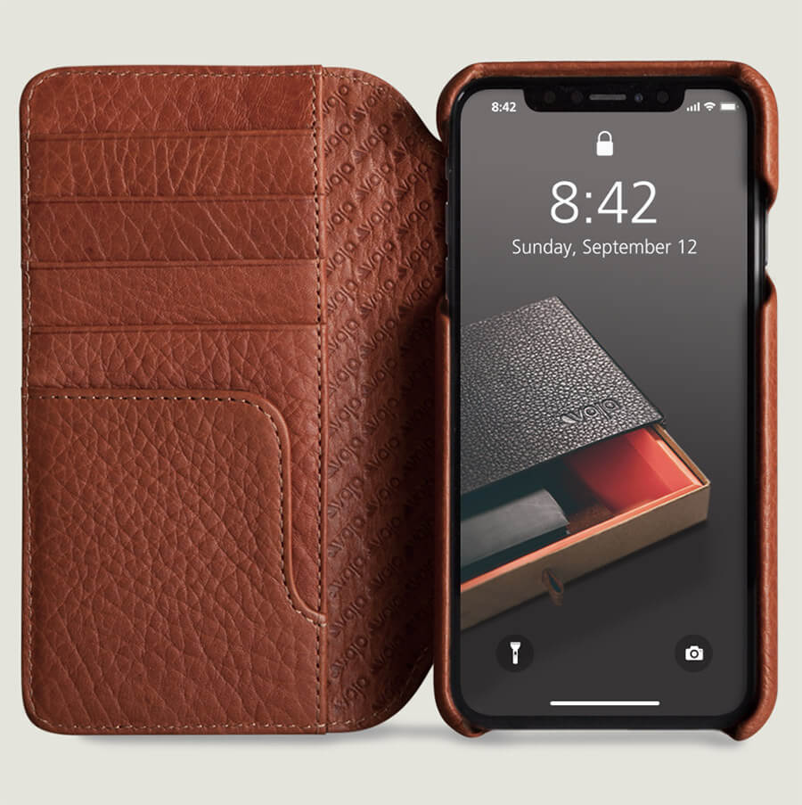 d93941cf553e Wallet - iPhone Xs Max Wallet Leather Case