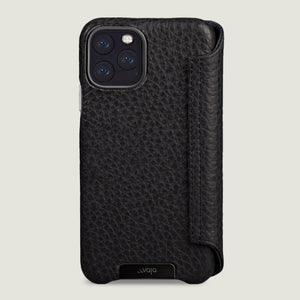 iPhone 11 Pro Wallet leather case - Vaja
