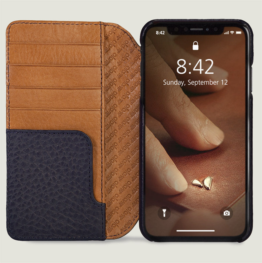 iphone xs max wallet case