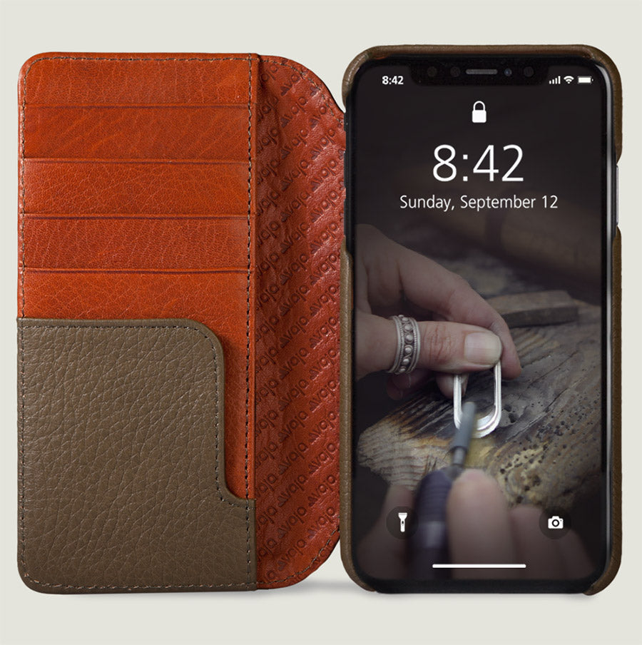size 40 89945 2219f Wallet LP - iPhone Xs Max Leather Case