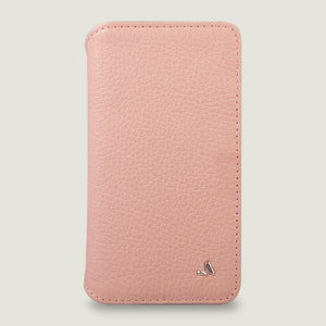 Wallet Agenda iPhone X / iPhone Xs Leather Case - Vaja