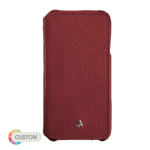 Customizable Agenda - Slim & Smart iPhone 6/6s Leather Case - Vaja