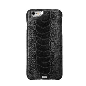 iPhone 6/6s - Grip Struzzo Leather Case - Vaja