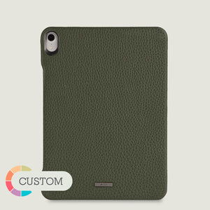 "Custom Grip iPad Pro 11"" Leather Case (2018) - Vaja"