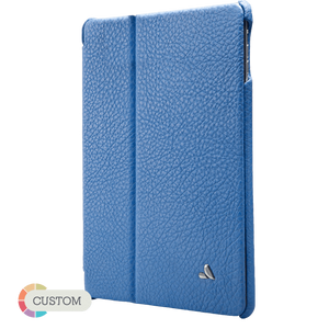 Customizable Libretto - iPad Air 2 Leather Case with stand - Vajacases