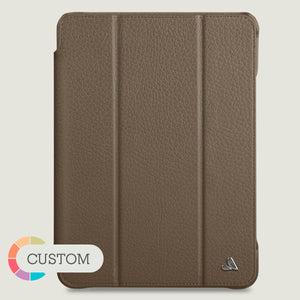 "Custom Libretto iPad Pro 12.9"" Leather Case (2018) - Vaja"