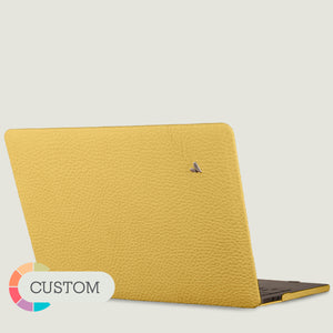 "Custom Macbook Air 13"" Suit Leather Case (2020) - Vaja"