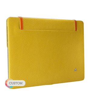 "Customizable Leather Suit - For your MacBook Pro 13"" Retina Display - Vaja"